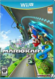 Mario Kart 8 скачать торрент на PC